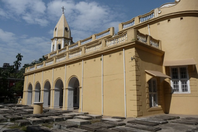 Armenian Church of the Holy Resurrectio-Dhaka
