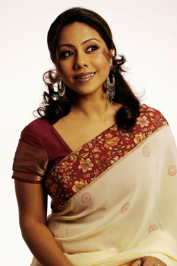 Actress Shomi Kaiser