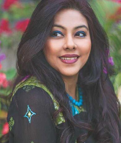 Actress and Producer Shomi Kaiser