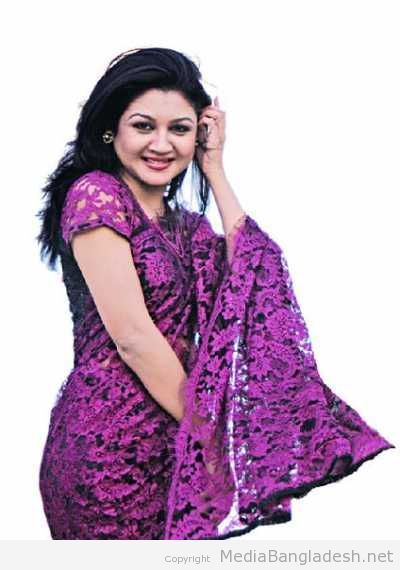 tv actress joya ahsan 3 quater picture