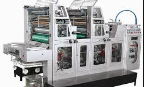 Printing Press in Bangladesh