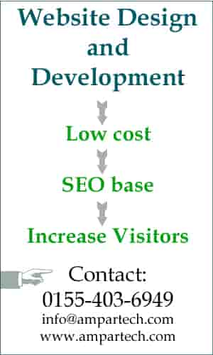 website design and development company in Bangladesh