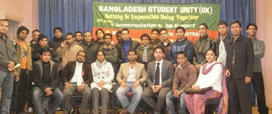 Bangladesh student foreign university in UK