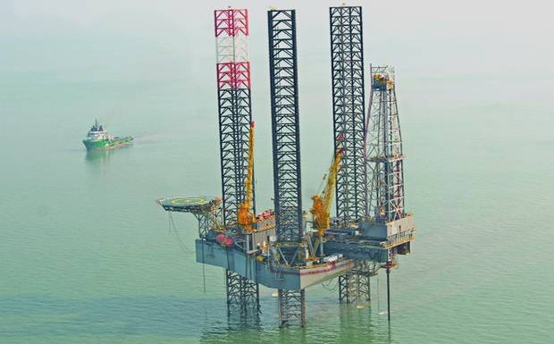 Oil Gas Exploration in Bay of Bengal