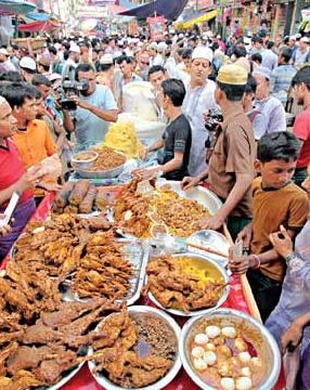 Iftar and Sehir time in Bangladesh