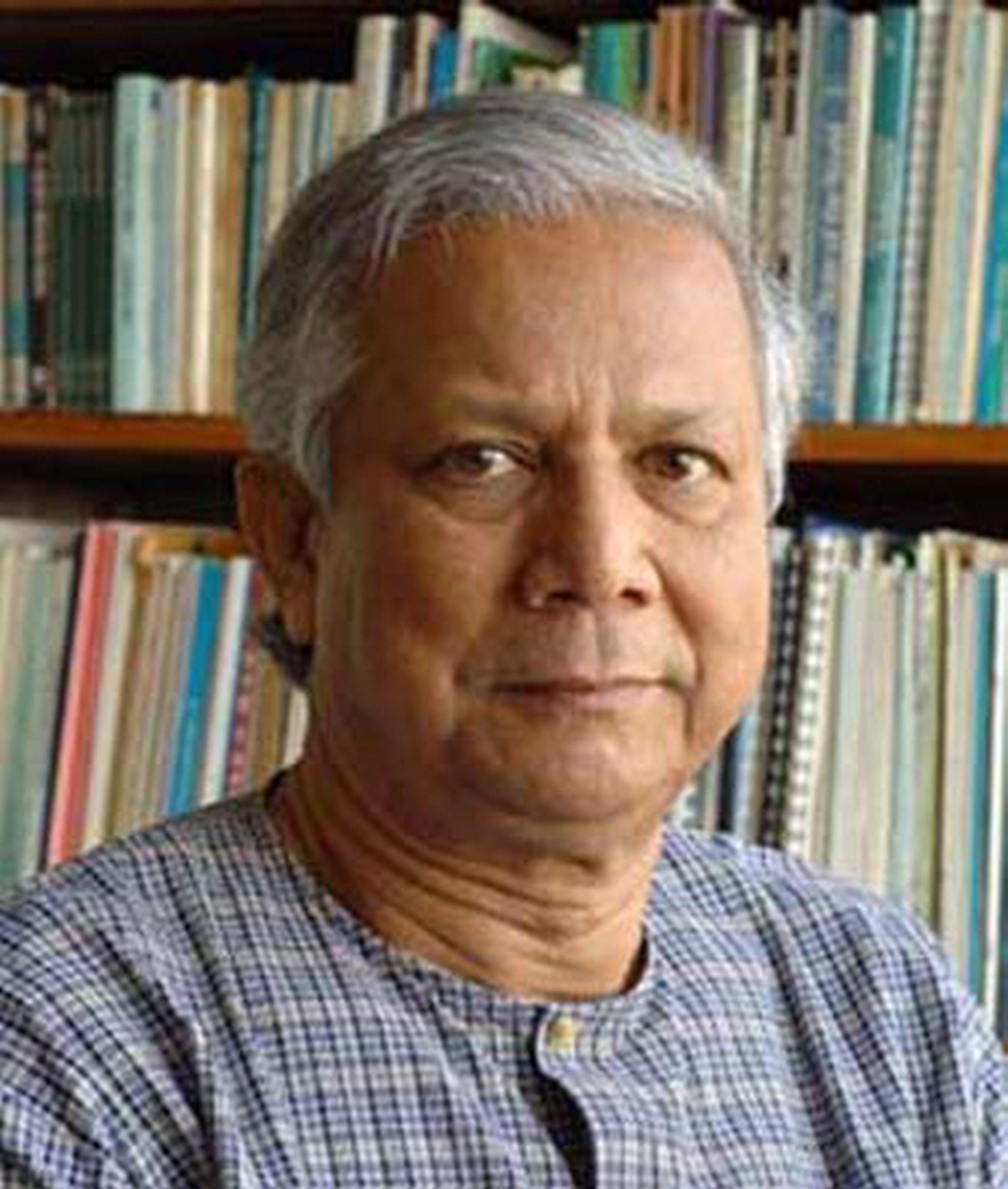 Nobel Peace Prize Winner Dr. Yunus