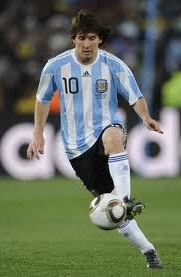 Argentina Jersey 10 for Messi