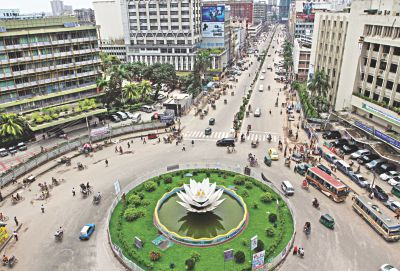 Bangladesh Capital Shapla Chattar Dhaka