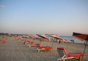 Sea Beach in Cox's Bazar