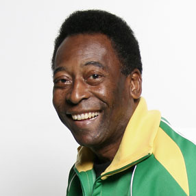 Brazil Legend Player Pele