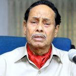 JP Chairman Ershad threatens to commit suicide