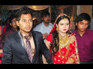 musfiqur and his wife