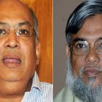 Mujahid and Salauddin Quader Chowdhury death penalty for war crimes in 1971