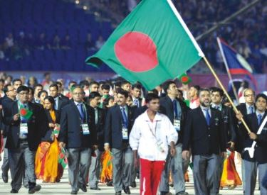 commonwealth games 2010 Bangladesh Team