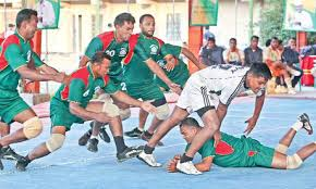 National Game of Bangladesh Kabaddi