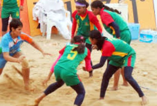 India Bangladesh Kabaddi Match