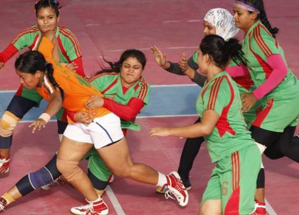Kabaddi is National game of Bangladesh