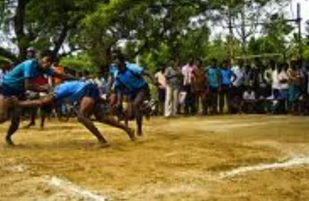 Kabaddi is village game of Bangladesh