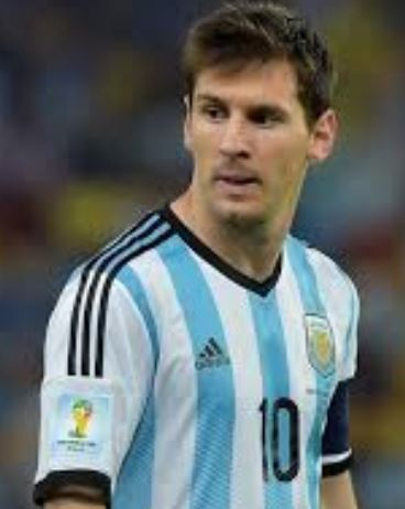 Messi Captain in world cup 2014