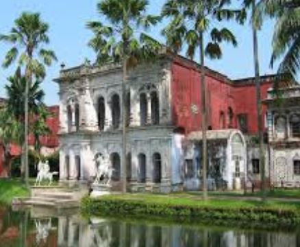 Historical place Sonargaon