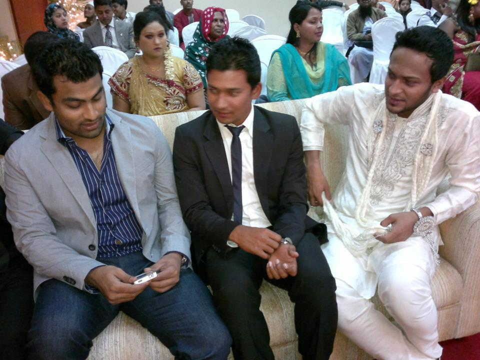Shakib best friend Tamim