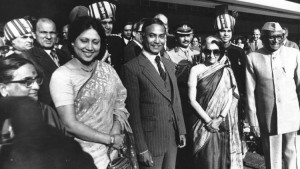 ziaur-rahman with his wife