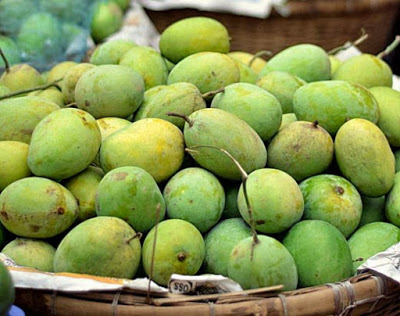 Mango export from Bangladesh