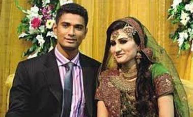 mahmudllah riyad wife