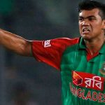 Taskin Ahmed : Popular cricketer of Bangladesh
