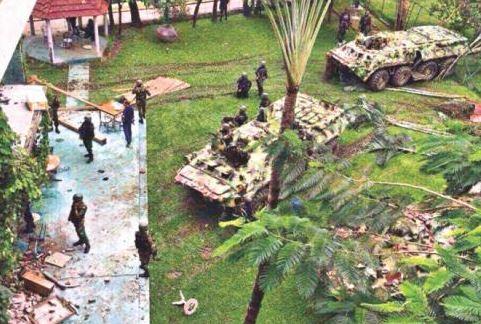 hostage crisis Bangladesh -Gulshan Operation Hostage