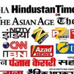 Top 225 Newspapers of India – English Hindi Bengali Tamil and other Regional Dailies
