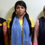 Actress Quazi Nawshaba Ahmed Arrested allegedly spreading rumours on student protests for safe roads