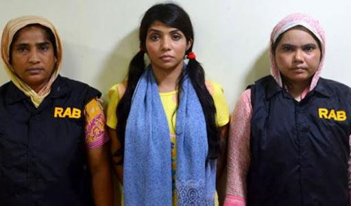 Bangladeshi Actress Qazi Nawshaba Ahmed has been placed on a second time of remand for spreading rumours on social media for safe roads. Dhaka Metropolitan