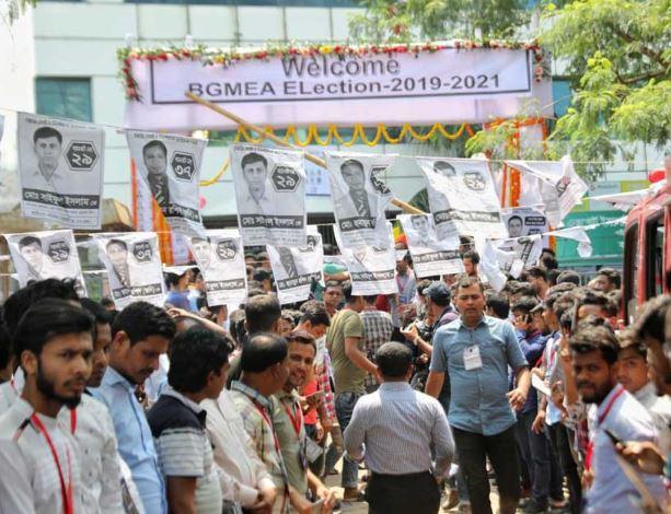 bgmea election 2019